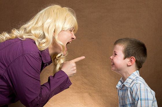 Почему раздражает ребенок