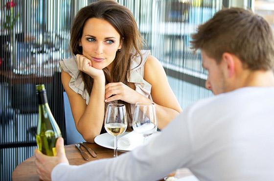 Первое свидание - как себя вести