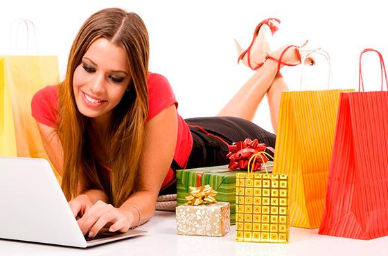 Покупка платья в интернете